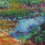 """Golden Pond"" by Carole Flagg"