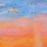 """""""Flying Home"""" by Len Vincenti"""
