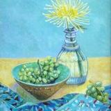 """Fiji Mum and Grapes"" by Gainor Roberts"