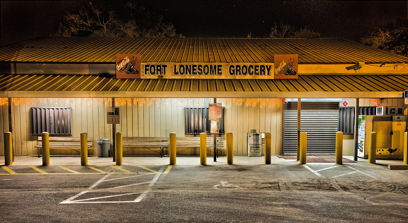 Fort Lonesome by Peter Bates