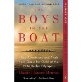 """The Boys in the Boat"" by Daniel James Brown"