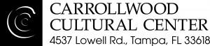 Logo with Address (b&w)