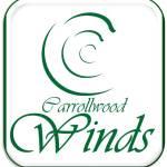 Carrollwood Winds Button