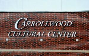 Carrollwood Cultural Center Building Sign (credit Bob Kerns)