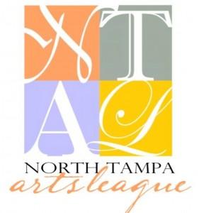 North Tampa Arts League - NTAL - logo