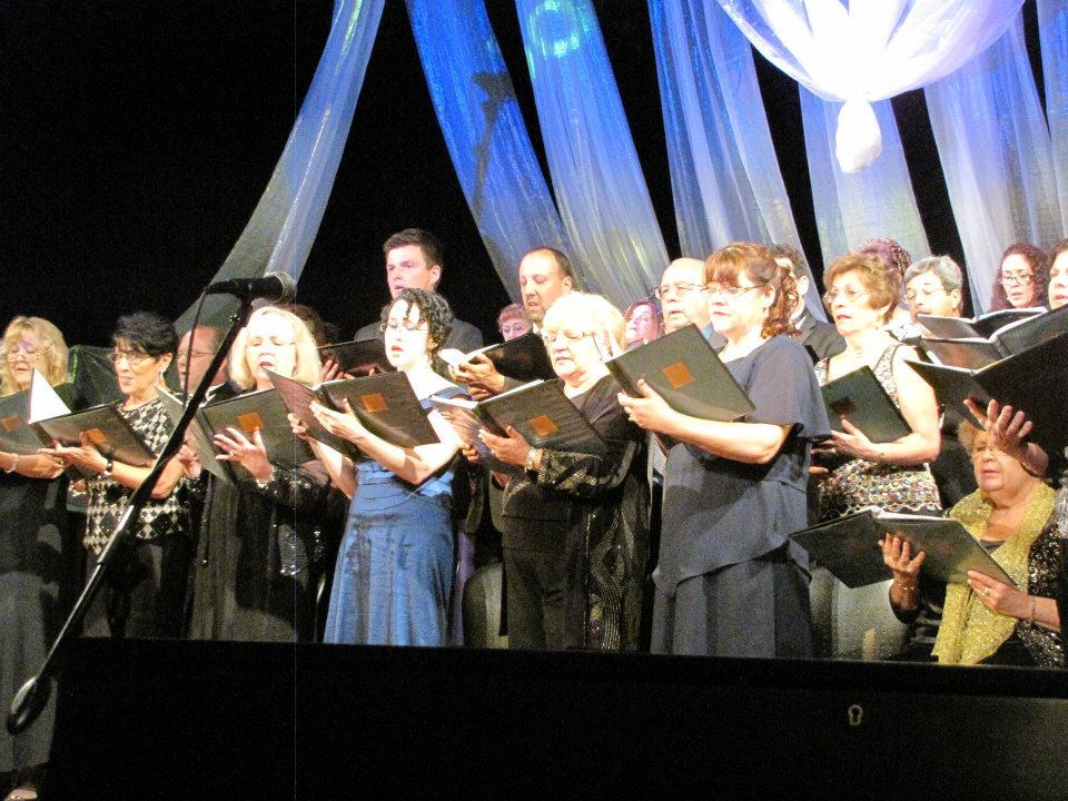 2012 Red Carpet Event with the Community Chorus