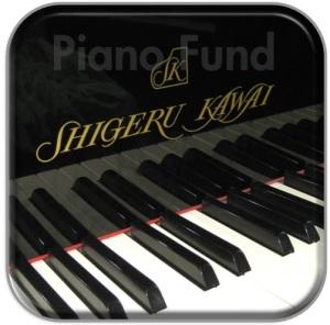 Piano Fund Button