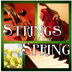 STRINGS IN THE SPRING @ Carrollwood Cultural Center (Main Theatre)