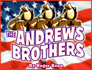 Andrews Brothers w byline