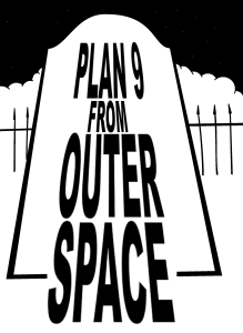 Plan 9 From Outer Space w text