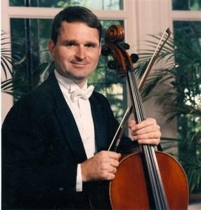 James Connors, cello