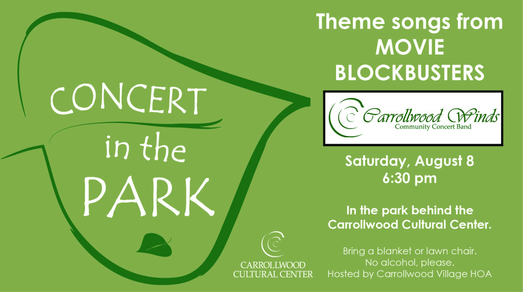 2015Concert in the Park-BlockbusterThemeSongs