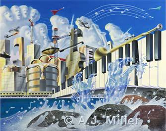 """City Fantasy 2"" -- supplied by TESA"