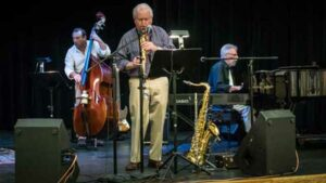 "Jazz with Jim presents ""All About Love"" @ Carrollwood Cultural Center (Main Theatre) 