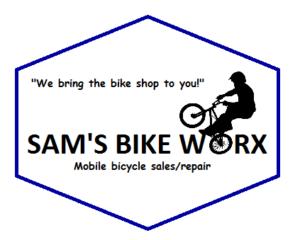 Sams Bike logo
