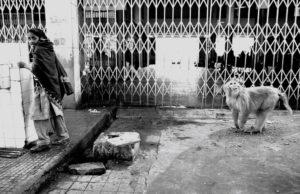 Train station, Ahmadabad, India 1999