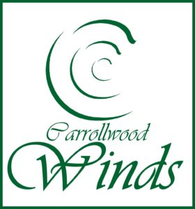 Carrollwood Winds - square logo