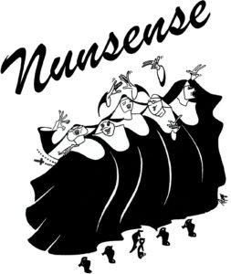 nunsense_bw - by Peter Gergely