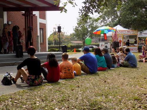 2016 SpringFest YouthFest (photo by Bob Kerns)