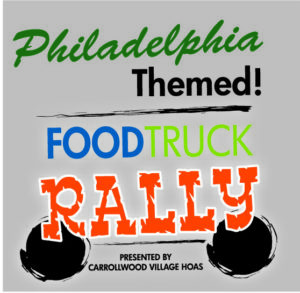 Philly Food Truck Rally logo