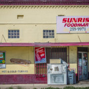 Sunrise Foodmart by Susan Louise Anderson