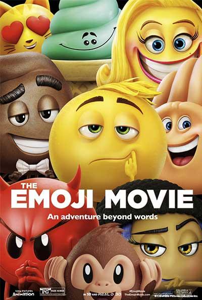 Emoji Movie poster image