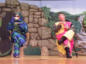 The Reluctant Dragon with Atlantic Coast Theatre for Youth (ACT)