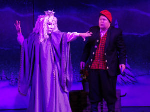The Snow Queen with Atlantic Coast Theatre for Youth (A.C.T)
