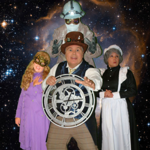THE TIME MACHINE @ Carrollwood Cultural Center (Main Theatre) | Tampa | Florida | United States