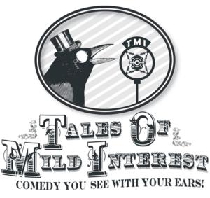 Tales of Mild Interest (TMI) logo