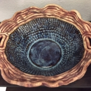 """""""Coiled Bowl"""" by Monica Smiley"""
