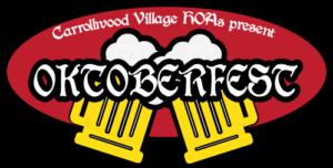 Carrollwood Village HOAs present Oktoberfest Logo