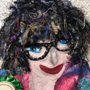Self Portrait by Ann Mohan - HM