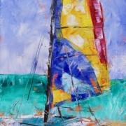 1st - Alan Metzer - Sail with Me