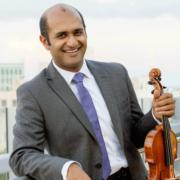 Vivek Jayaraman, violin