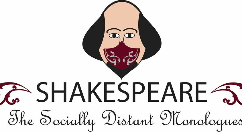 Shakespeare: The Socially Distant Monologues Logo