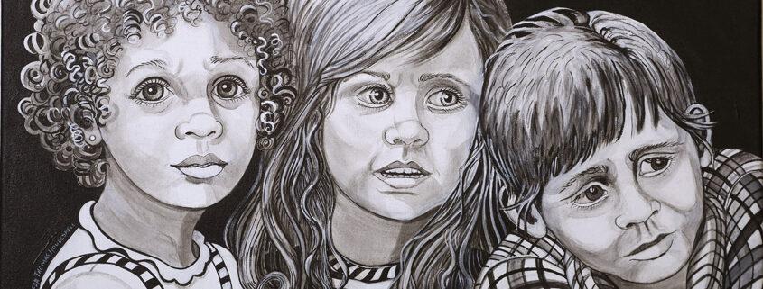 Stop Human Trafficking by Jennifer Thomas Houdeshell