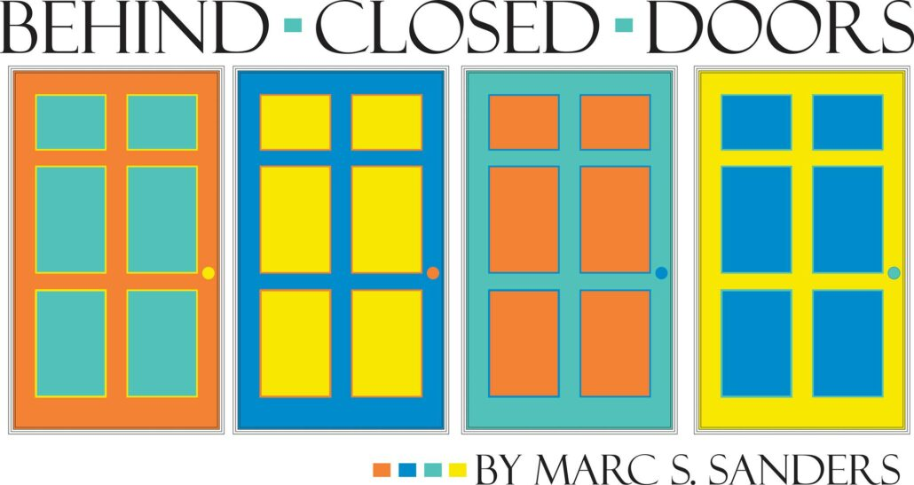 Behind Closed Doors graphic