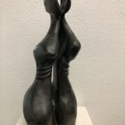 Ebony Women by Maria Mitchell - 3rd place