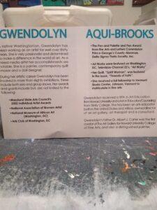 Gwendolyn Aqui-Brooks bio