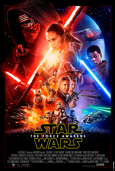 Star Wars The Force Awakens FB Graphic