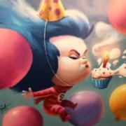 Celebrating Seuss - 3rd place - Untitled by Joel Santana
