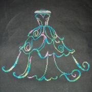 Cinderella-dreass by Tiffany Badami