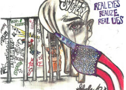 """""""Real Eyes Realize Real Lies"""" by Gabby"""