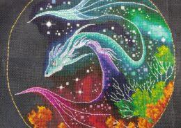"""""""Draco Solem"""" by Tiffany Badami"""