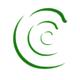 The Center's Cs logo - green