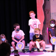 WK5 Summer Camp - Superheroes sponsoder by The Law Office of Attorney Dan Zohar