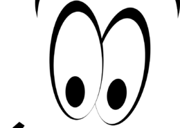 Cartoon Eyes - Image by Clker-Free-Vector-Images from Pixabay