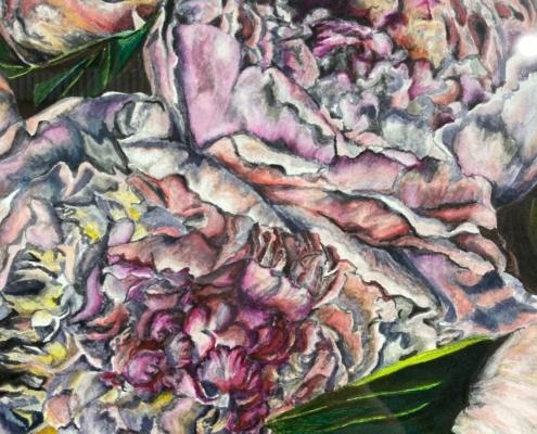 EMERGing Artists HM - You Make Me Blush - by Elizabeth Ebanks
