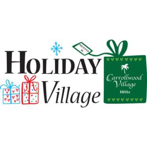 HOLIDAY VILLAGE @ Carrollwood Village Park